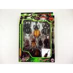 世界のカブト・クワガタ 闘虫コレクション4 Aセット 昆虫 動物 リアルフィギュア