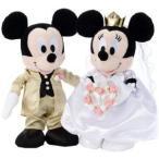 Yahoo!トイスタジアムディズニーブライダル ミッキーマウス&ミニーマウス 洋装(M)  タカラトミーアーツ