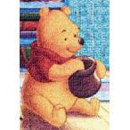ジグソーパズル 1000ピース フォトモザイク ディズニー くまのプーさん D-1000-444