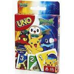 UNO ウノ ポケットモンスター サン&ムーン カードゲーム パーティーゲーム クロネコDM便・メール便送料無料