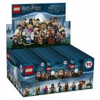 レゴ LEGO ミニフィギュア 「ハリー・ポッター」&「ファンタスティック・ビースト」 BOX 60パック入り 71022 送料無料