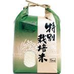 幅200×長さ460mmアサヒパック ひも付きクラフト米袋 窓付 青海波・特別栽培米 5kg用 (200枚)
