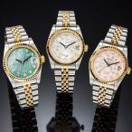 ムーミン生誕70周年記念 ダイヤ&スワロフスキー時計(ムーミン、スナフキン、リトルミイ)