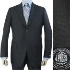 秋冬 メンズ スーツ Jプレス トラッド 新1型 3つボタン NEW AUTHENTIC MODEL  チャコールグレー
