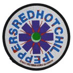 RED HOT CHILI PEPPERS Sperm Patch ワッペン