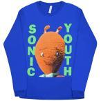 SONIC YOUTH Dirty Alien ロングスリーブ Tシャツ