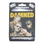 THE DAMNED Damned Damned Damned ワッペン