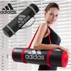 adidas(アディダス)トレーニングマット ADMT-12235(ストレッチマット・エクササイズマット)