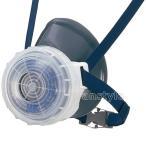 シゲマツ/重松防じんマスク 取替え式防塵マスク DR76U2S-RL2 M/Eサイズ 粉塵/作業/医療用