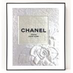 パロディ ポップ アート キャンバス アート パネル フレーム ポスター インテリア 壁 ウォールステッカー Chanel シャネル Canvas Pop Art CANVAS-0044