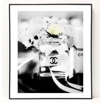 パロディ ポップ アート キャンバス アート パネル フレーム ポスター インテリア 壁 ウォールステッカー Chanel シャネル Canvas Pop Art CANVAS-0062