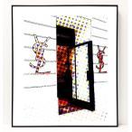パロディ ポップ アート キャンバス アート パネル フレーム ポスター インテリア 壁 ウォールステッカー YSL サンローラン Canvas Pop Art CANVAS-ys;-0001