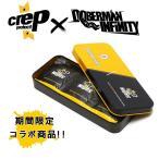 Crep Protect × DOBERMAN INFINITY Wips クレップ プロテクト ワイプ ケアクリーニング ワイプ 12枚入り コラボ