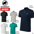 「MAMMUT マムート ポロシャツ MATRIX PORO SHIRT マトリックス ポロシャツ 1017-00400 メンズ」の画像