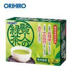 オリヒロ 機能性表示食品 賢人の緑茶 210g(7g×30本