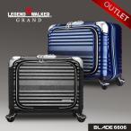 アウトレット 訳あり スーツケース ビジネスキャリー ビジネス バッグ 鞄 かばん 機内持ち込み LEGEND WALKER GRAND B-6606-44 父の日