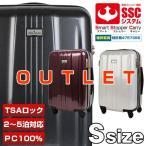 スーツケース 小型 軽量 機内持ち込み キャリーバッグ 旅行バッグ ストッパー キャリー アウトレット B-6701-54