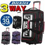 ボストンバッグ ボストンキャリー Dickies ディッキーズ D4200-53