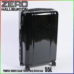 """ゼロハリバートン ZRL ポリカーボネイト 26"""" Lightweight Spinner Travel Case 55L ZTL26 Black 80583 ZRL POLYCARBONATEスーツケース  ZERO HALLIBURTON"""