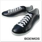 BOEMOS ボエモス メンズローカットスニーカー E7-4617 / STANY ブラック