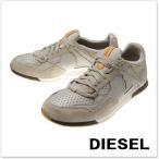 DIESEL ディーゼル メンズローカットスニーカー S-FURYY / Y01462 P1196 グレー
