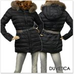 ショッピングduvetica DUVETICA デュベティカ レディースダウンコート MORTHOND / D.4360.00/1164.FGW ブラック