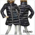 HERNO ヘルノ レディースダウンコート PI0356D 12017 ブラック