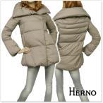 HERNO ヘルノ レディースダウンコート PI0353D 19288 ベージュ