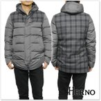 HERNO ヘルノ メンズダウンジャケット PI0275U 12004 グレー