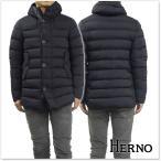 HERNO ヘルノ メンズダウンジャケット PI0371U 19288 ネイビー /2017秋冬新作