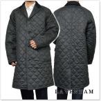 ショッピングラベンハム LAVENHAM ラベンハム メンズキルティングコート CHILLESFORD MENS / AW16-1 チャコールグレー