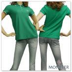 MONCLER モンクレール レディースポロシャツ 83860-00-84080 グリーン