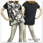 MONCLER モンクレール レディースポロシャツ 83886-00-57471 ブラック