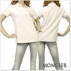 MONCLER モンクレール レディースポロシャツ 83860-00-84667 ベージュ