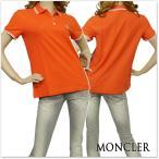 MONCLER モンクレール レディースポロシャツ 83860-00-84667 オレンジ