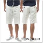 ショッピングmoncler MONCLER モンクレール メンズショートパンツ/ショーツ 13002-40-57448 ホワイト /2018春夏新作
