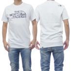 THE NORTH FACE ノースフェイス メンズクルーネックTシャツ M S/S WOOD DOME TEE / NF00A3G1 ホワイト /2021春夏新作