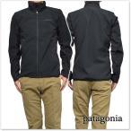 PATAGONIA パタゴニア メンズソフトシェルジャケット 83450/M'S ADZE HYBRID JACKET(アズハイブリッドジャケット) BLK ブラック