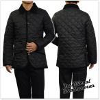 ショッピングキルティング TRADITIONAL WEATHERWEAR TWW トラディショナルウェザーウェア メンズキルティングジャケット GENTS WAVERLY / QO0706 ブラック