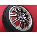 4本 18inch クラウン HS マークX STEINER シュタイナー ブラック ホイール タイヤ セット 225/45R18 送料無料 AWS210 AWS211 GRS200 GRS201 GWS204 AWS215
