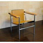 ル・コルビジェ/LC1 レザー スリングチェア/色 タン/最高級レザー仕様 定価180000円 Le Corbusier Sling Chair