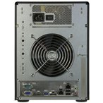 Rocstor Rocsecure Ne52 Encrypted NAS AES-256 RAID 40TB 7200 RPM, Black