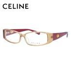 セリーヌメガネフレーム ブランド メンズ レディース スクエア CELINE VC1610M 53 098D セル 老眼鏡 PCメガネ 伊達 レンズ無料