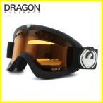 ドラゴン ゴーグル DRAGON 722-3541 DX Coal/Amber ミディアムフィット MEDIUM FIT FRAME GOGGLE ディーエックス ヘルメット対応