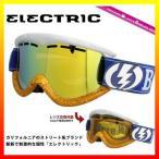 ショッピングゴーグル ゴーグル エレクトリック ELECTRIC EG0112801 BGDC EG1 RIDS Pat Moore Bronze/Gold Chrome シグネチャー レンズ付き