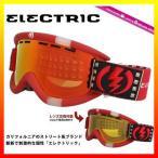 ショッピングゴーグル ゴーグル エレクトリック ELECTRIC EG0212812 BRDC EG.5 RIDS Cheryl Maas Bronze/Red Chrome シグネチャー レンズ付き