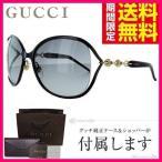 gucci グッチ サングラス レディース メンズ ブラック 黒 グレー GG4250S F0G/VK画像