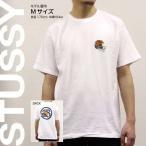 ステューシー STUSSY Tシャツ 半袖 プリント 1902816 Footballer White/Blue スチューシー