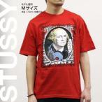 ステューシー STUSSY Tシャツ 半袖 プリント 1902817 George Red Black スチューシー