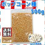 ポップコーン 豆 500g 爆裂種 バタフライタイプ 送料無料 メール便